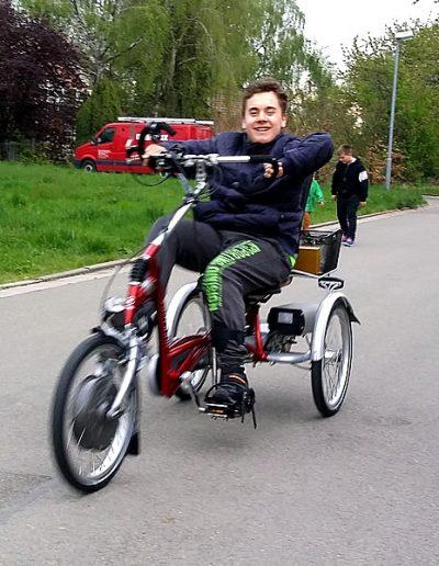 Niclas Easy Rider 2